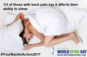 back pain aches pain Dublin mattress