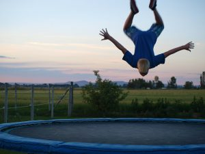 children, injury, Dublin, Kildare, Sallins, trampoline, spine, chiropractor